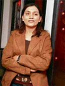 Parajumper Sheetal Mahajan