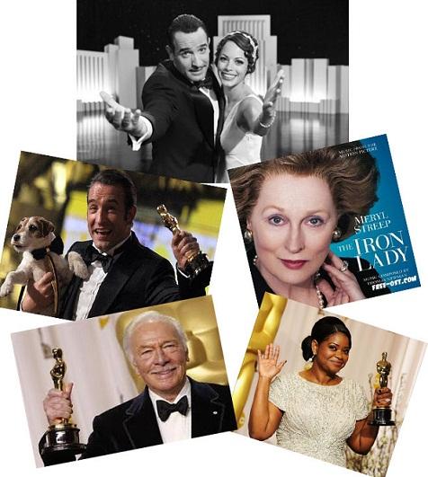 Oscars 2012 Winners