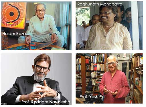 Padma Vibushan Awardees of year 2013